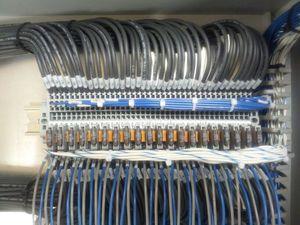 custom solar panel wiring harness