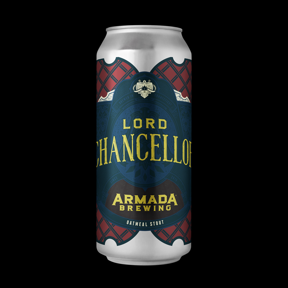 Lord Chancellor Oatmeal Stout Can Release 10/5/18 $14/4-pack