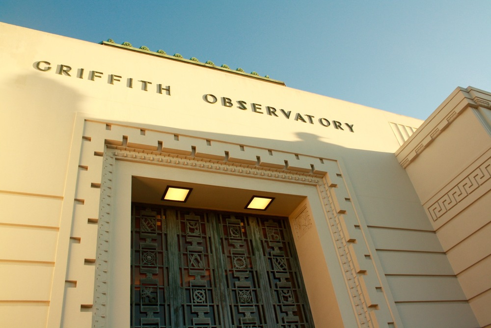 griffith observatory, hollywood, ca