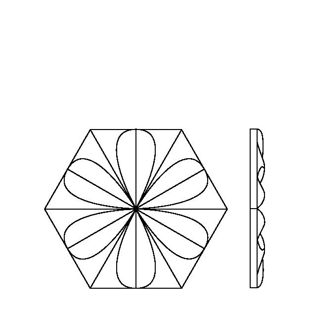 Fiore 10x10