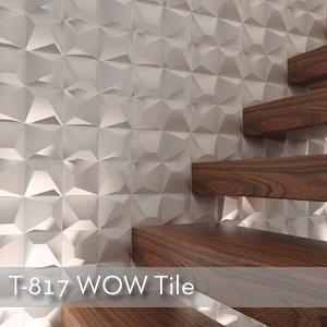 T-817 WOW Tile