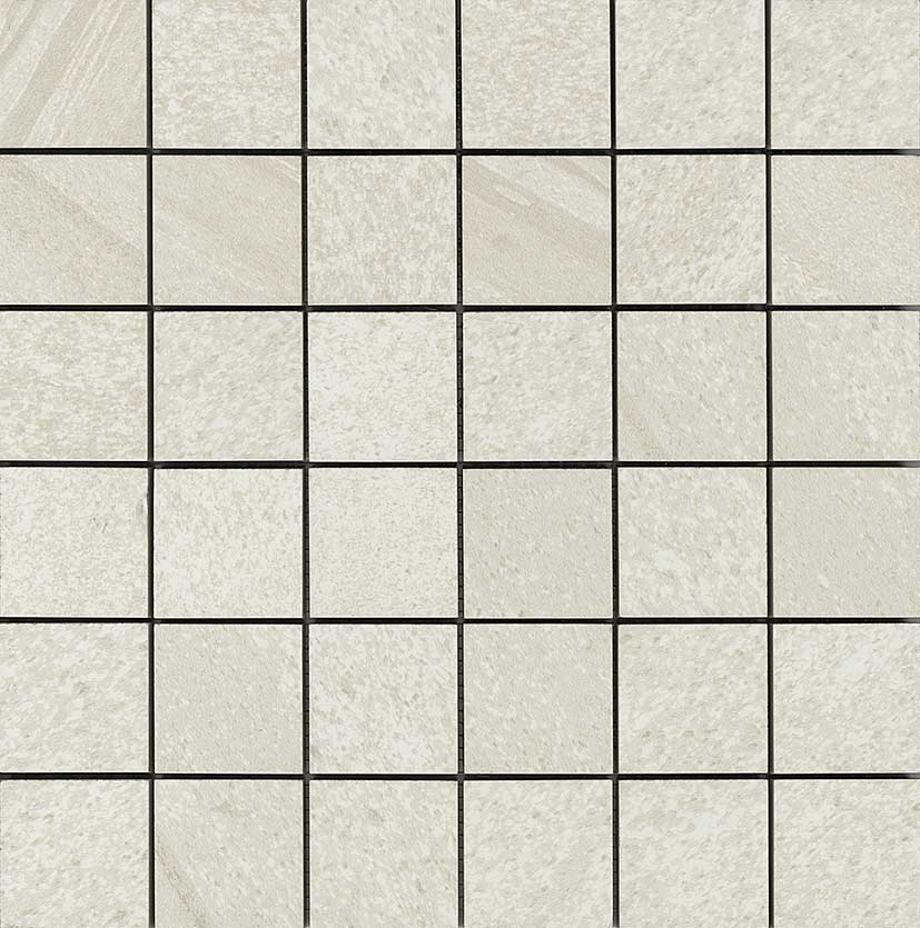 Roden Ivory Natural Mosaic 12 x 12