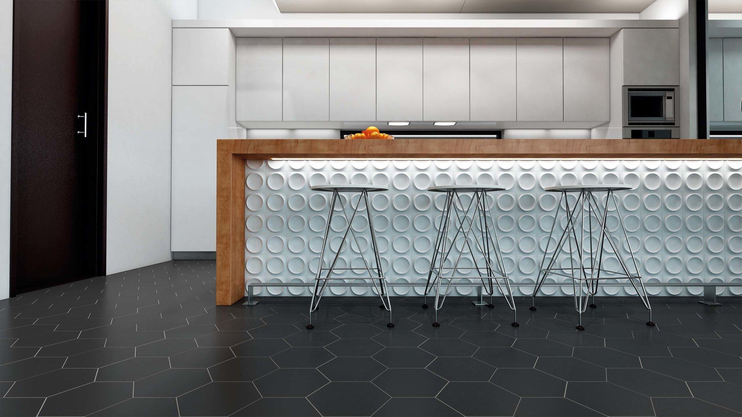 P-T817 Wow Floor porcelain floor tile palette. — Town & Country Surfaces