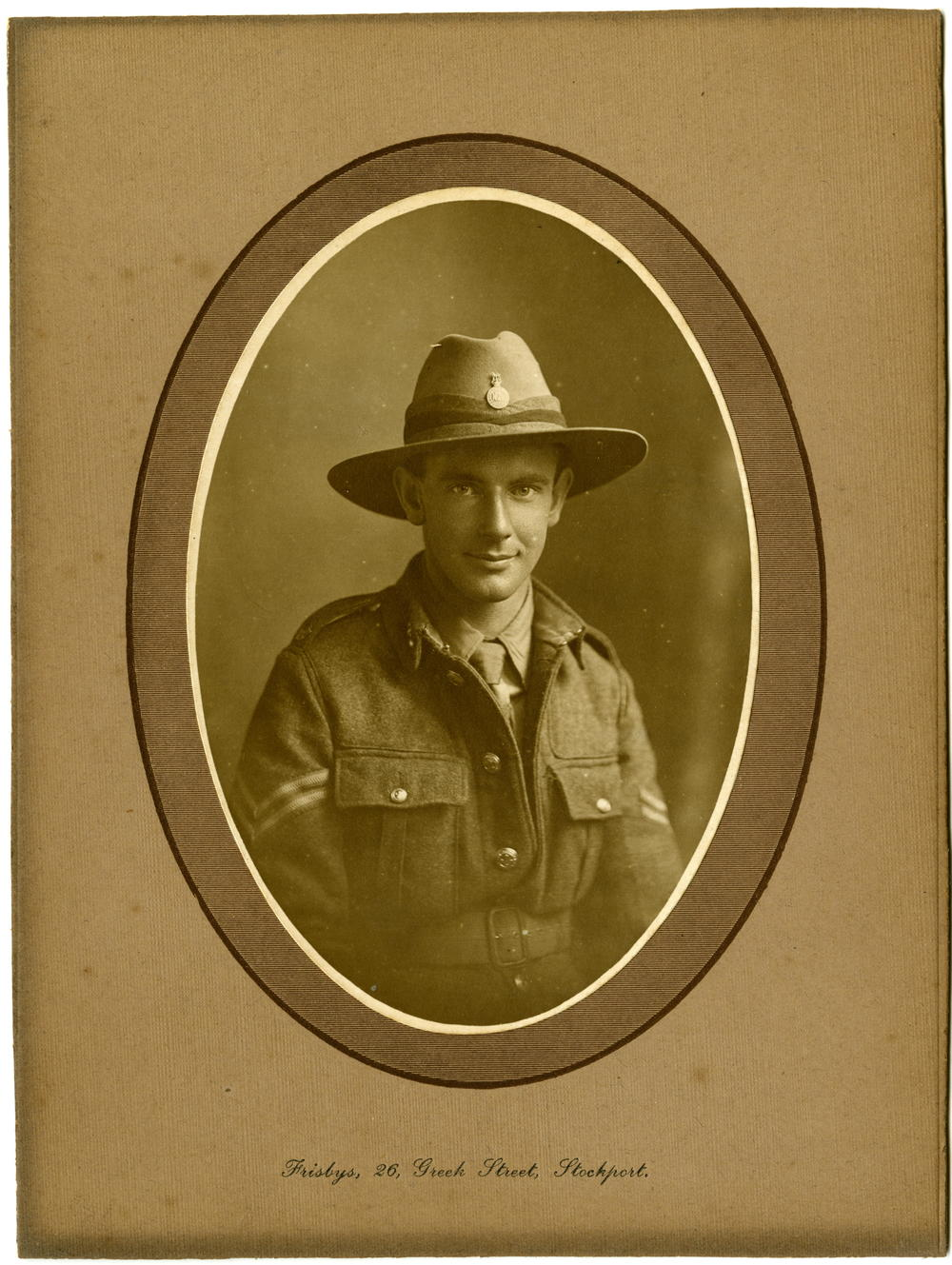 Corporal Joseph Glen Kennerley