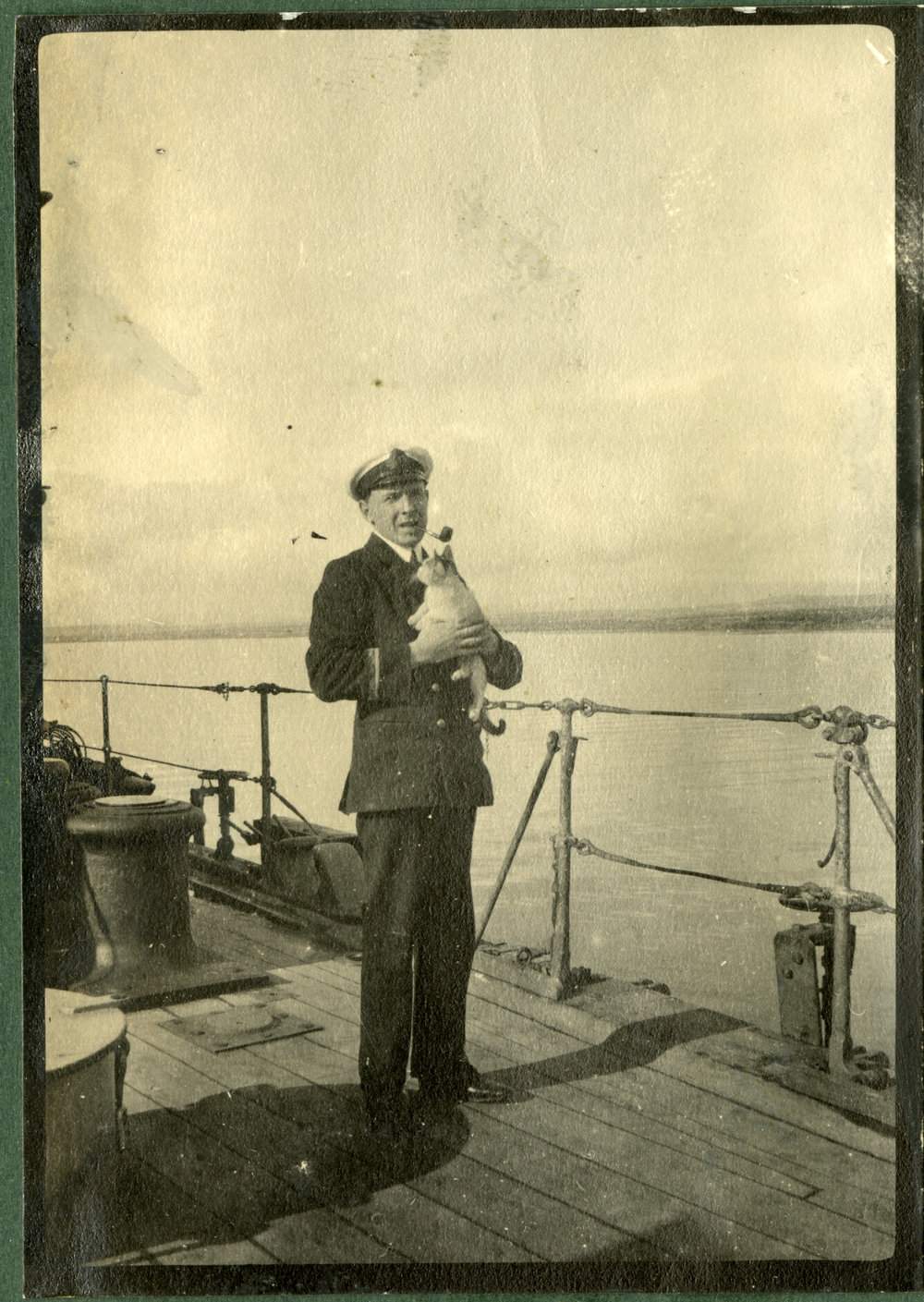 """Paymaster HMS Endymion"""
