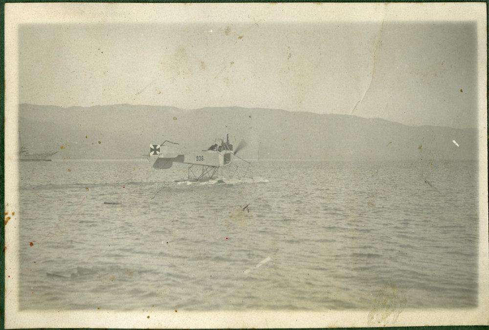 """Hun seaplane. Stavros"""