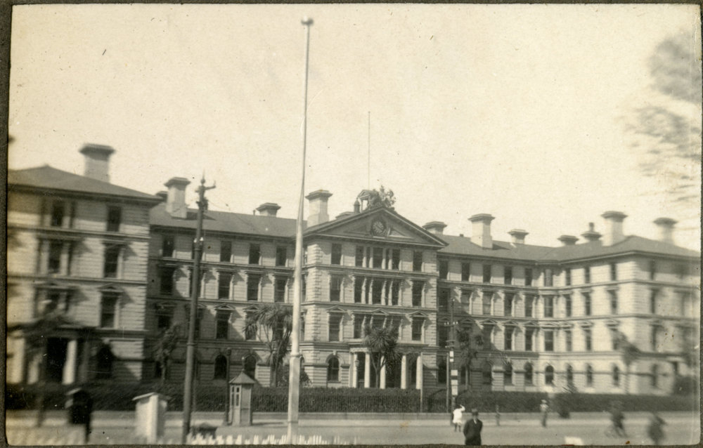 Government Buildings, Wellington