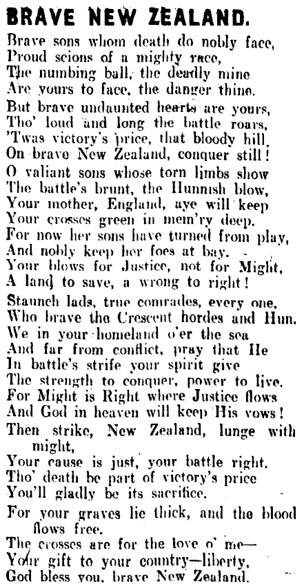 Manawatu Standard, Volume XLI, Issue 10145, 10 August 1915, Page 3.PNG