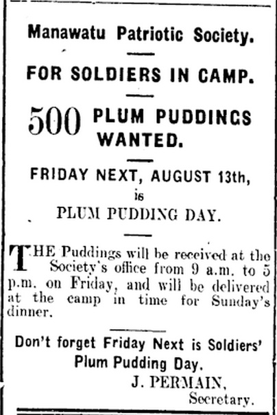 Manawatu Standard, Volume XLI, Issue 10146, 11 August 1915, Page 1.PNG