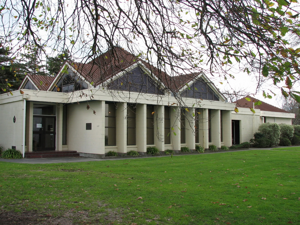 Royal NZ Engineer Corps Memorial Centre
