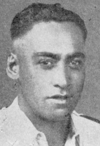 Figure 3: Portrait of Harold Ruha Ngarimu, circa 1942. Source: Auckland War Memorial Museum – Cenotaph. Accessed 19 October 2016. URL:      http://api.aucklandmuseum.com/id/media/v/309676?rendering=original.jpg