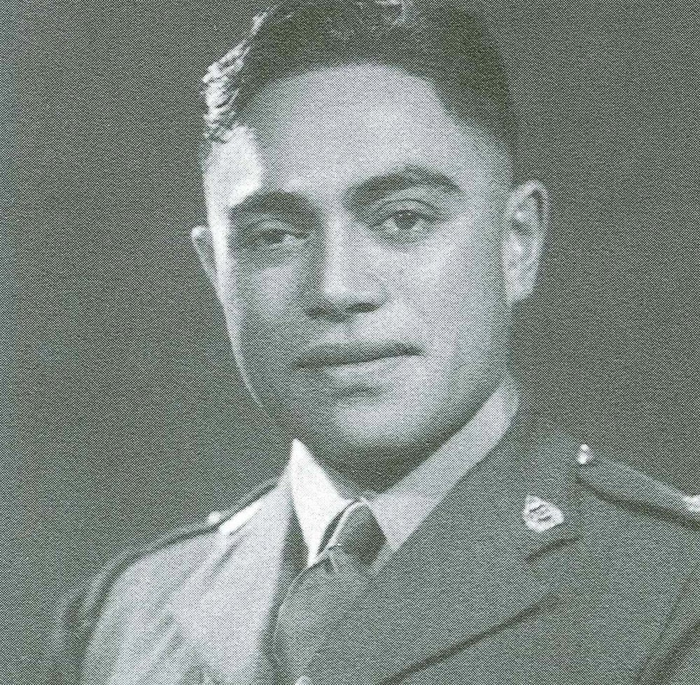 Figure 3: Matarehua Wikiriwhi, circa 1941. Source: Monty Soutar, Nga Tama Toa - The Price of Citizenship, pg 320.