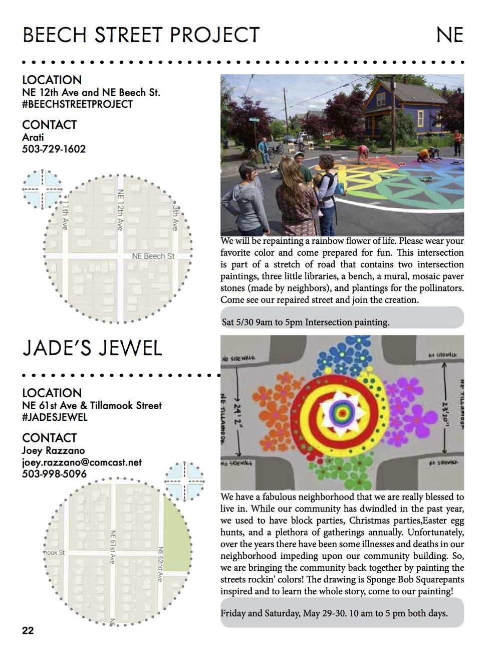 Beech Street Project / Jades Jewel