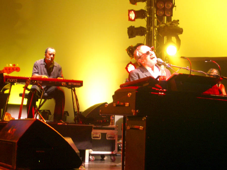 Steely Dan in concert in Luzerne, Switzerland