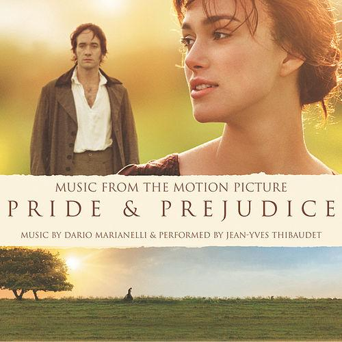 Pride and Prejudice Sountrack Album Artwork