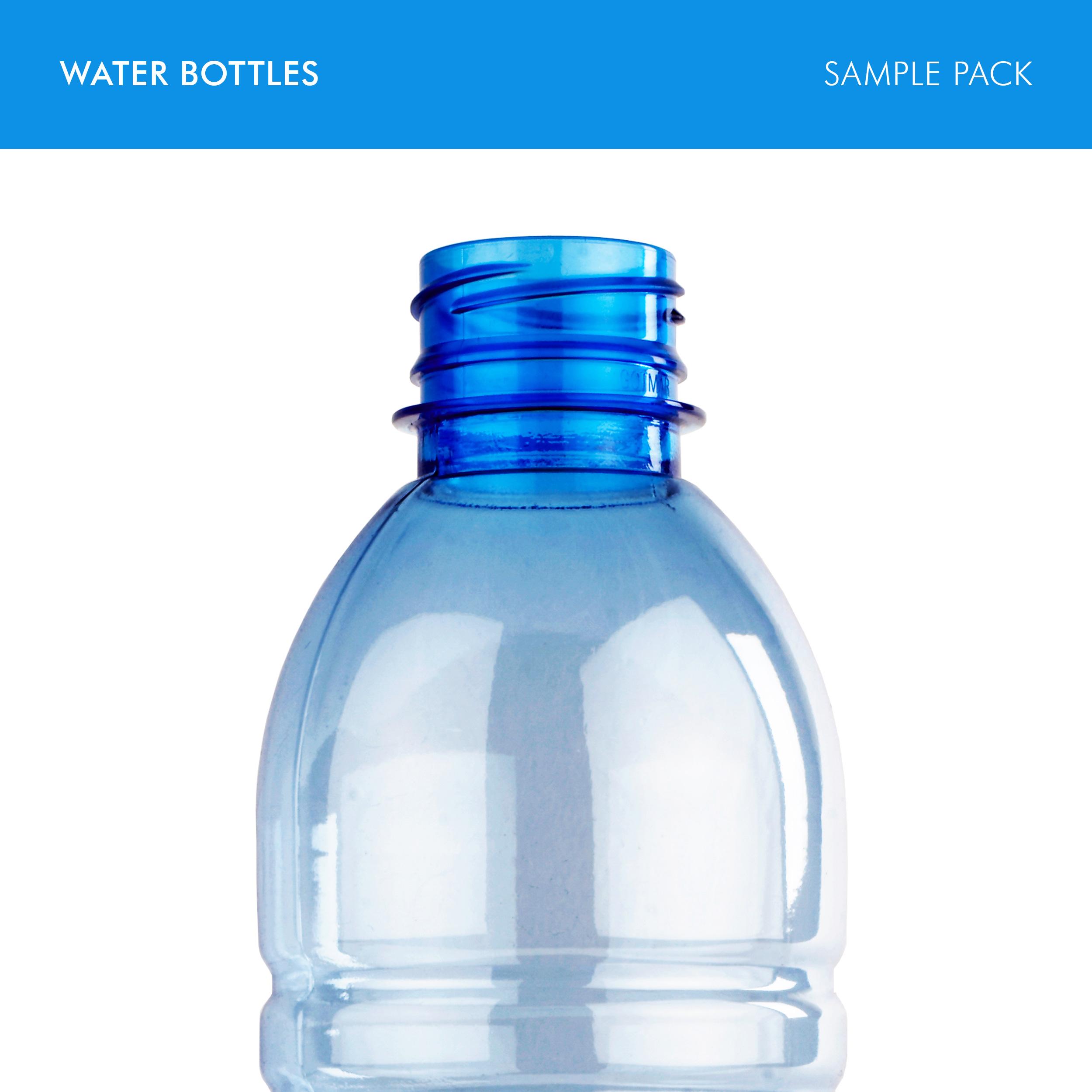 WATER BOTTLES SAMPLE PACK — ANDREW HUANG