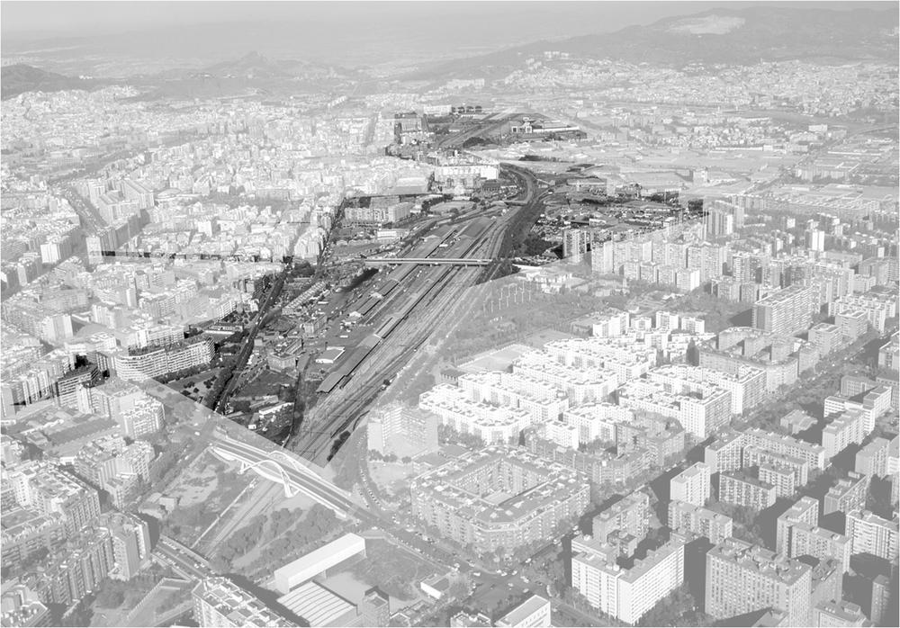 La Sagrera New Intermodal Railway Station