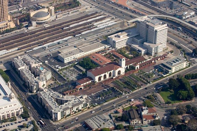 Metro Link Union Station