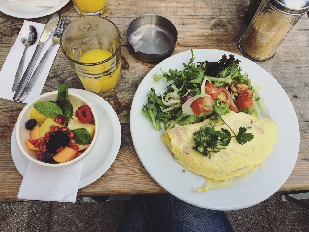 Perfect Dutch breakfast