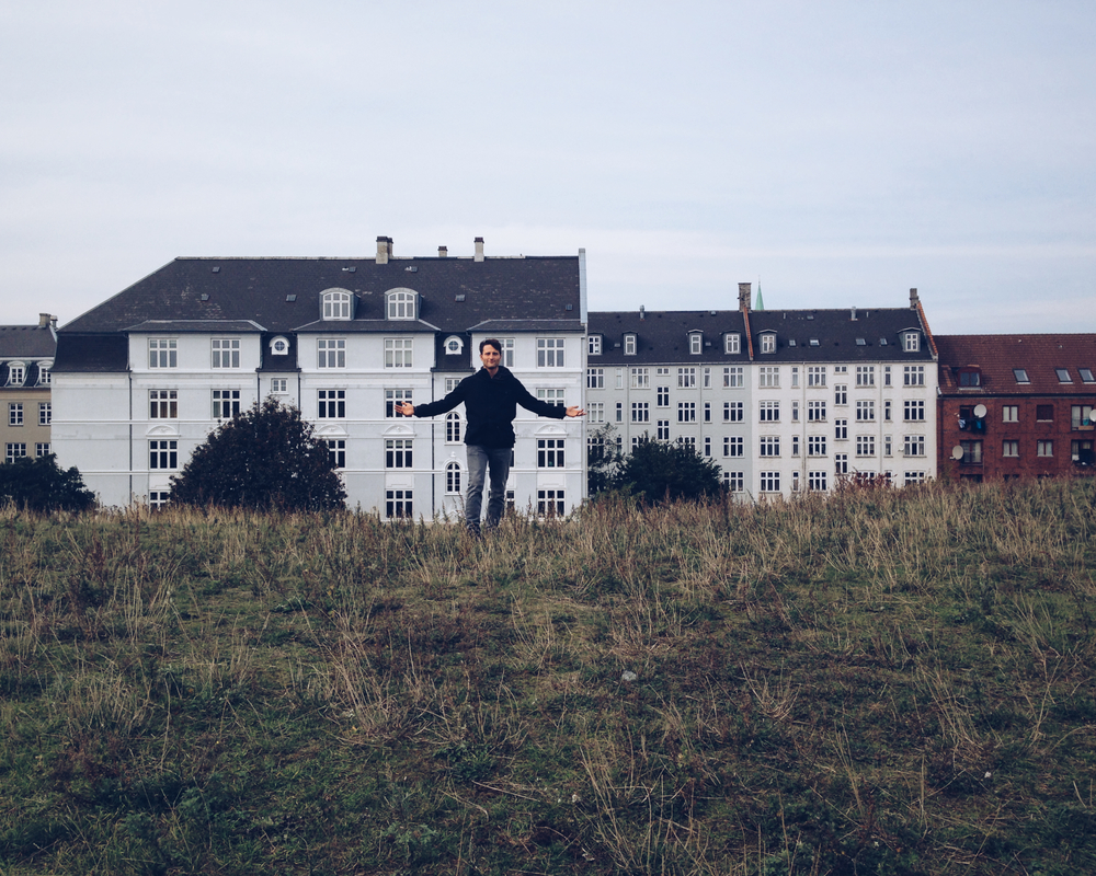 Copenhagen's lovely weather