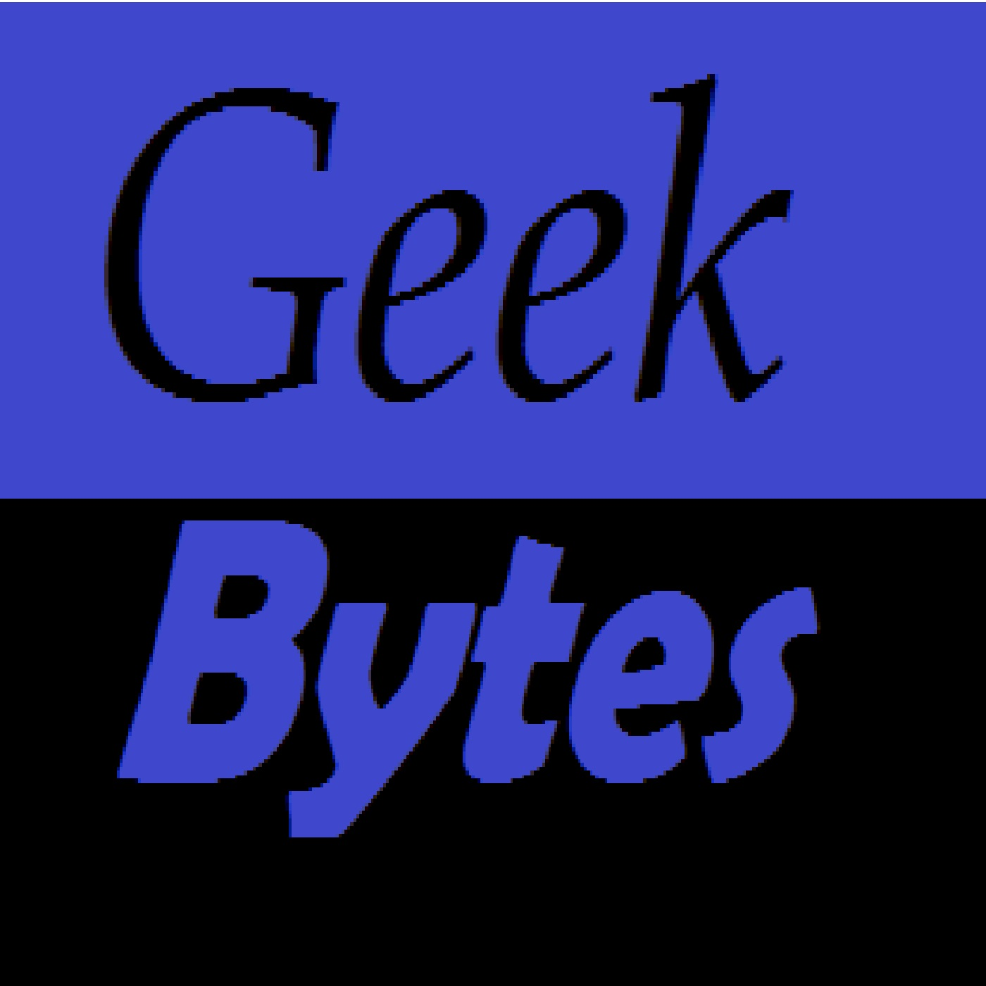 Podcasts - Geek Bytes Podcast