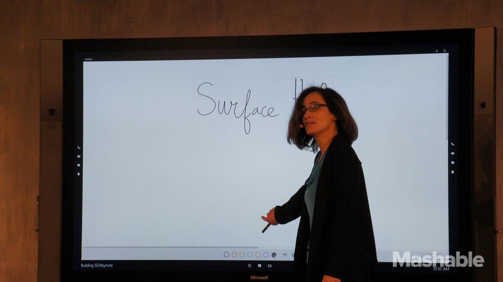 84 Inch Surface Hub