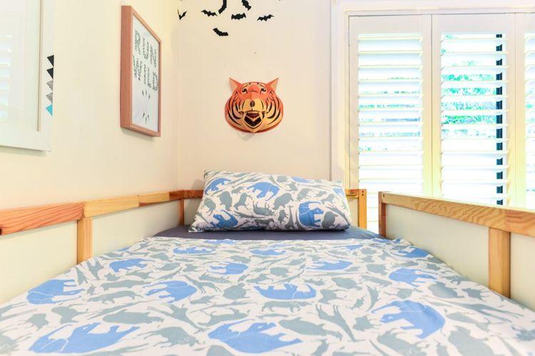 Safari Doona/Quilt Cover - Single Bed — Moonlit Sleep : quilt covers single bed - Adamdwight.com