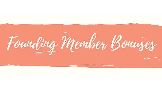 Founding Member Bonuses.png