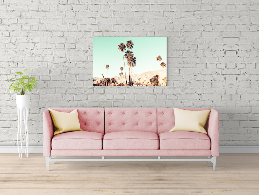 Palm Springs Canvas Gallery Wall.jpg