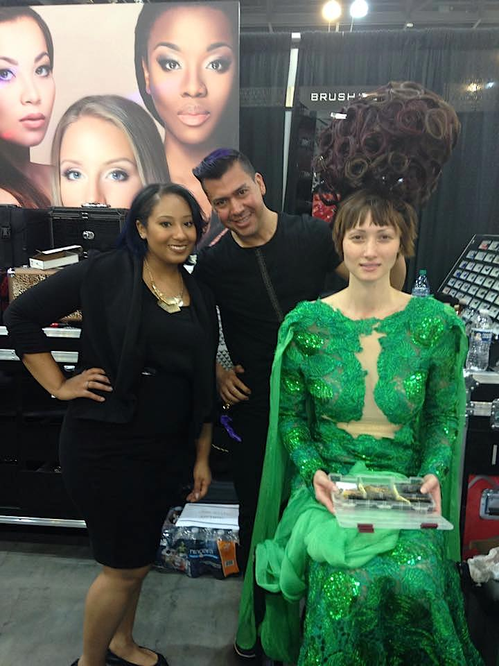 IMATS Maquillage Makeup Demo2.jpg