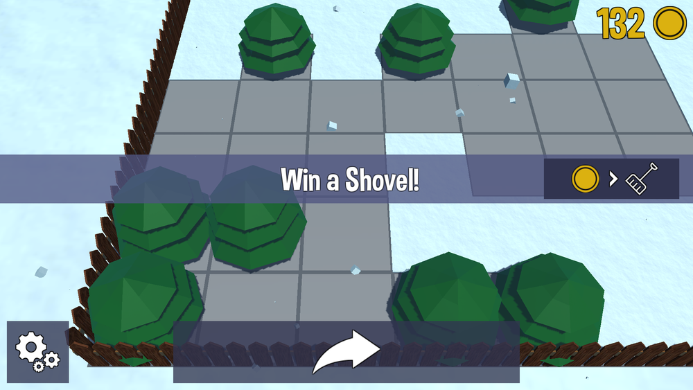 Play on to win shovels!