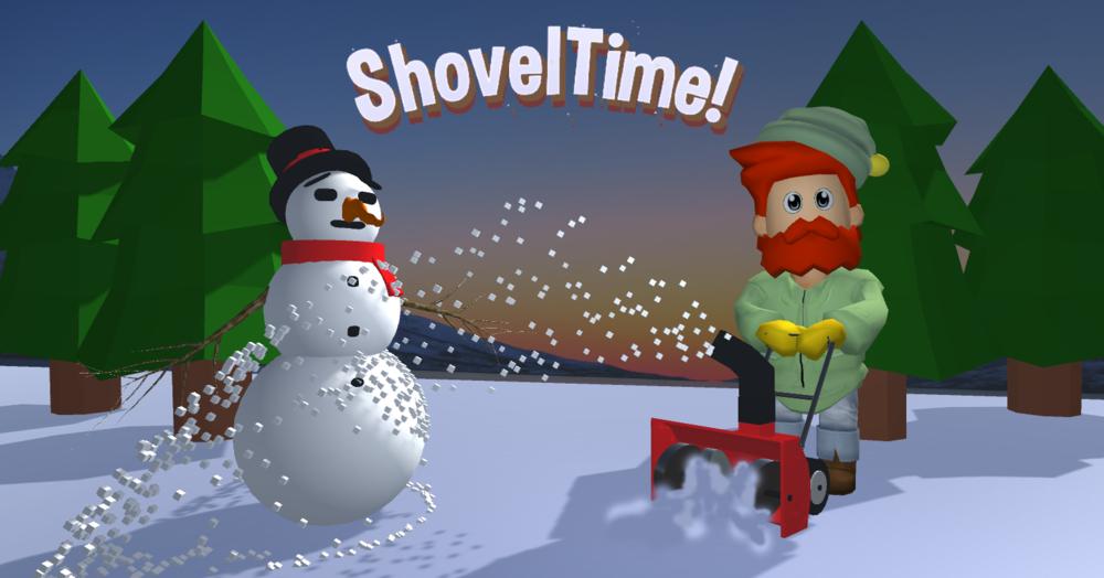 It's ShoveTime!