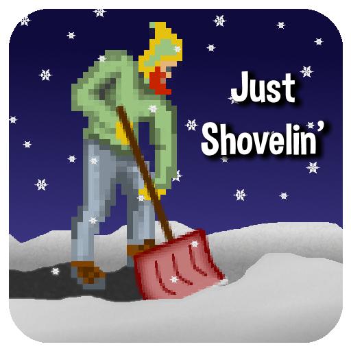 Just Shovelin' Icon