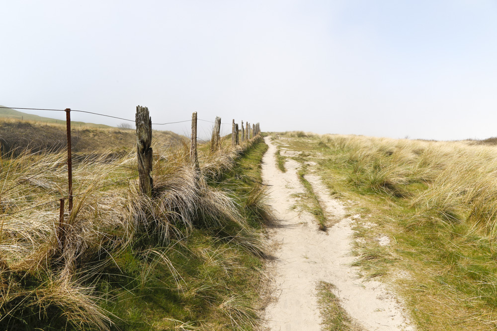 Coastal footpath from St Uny to Carbis