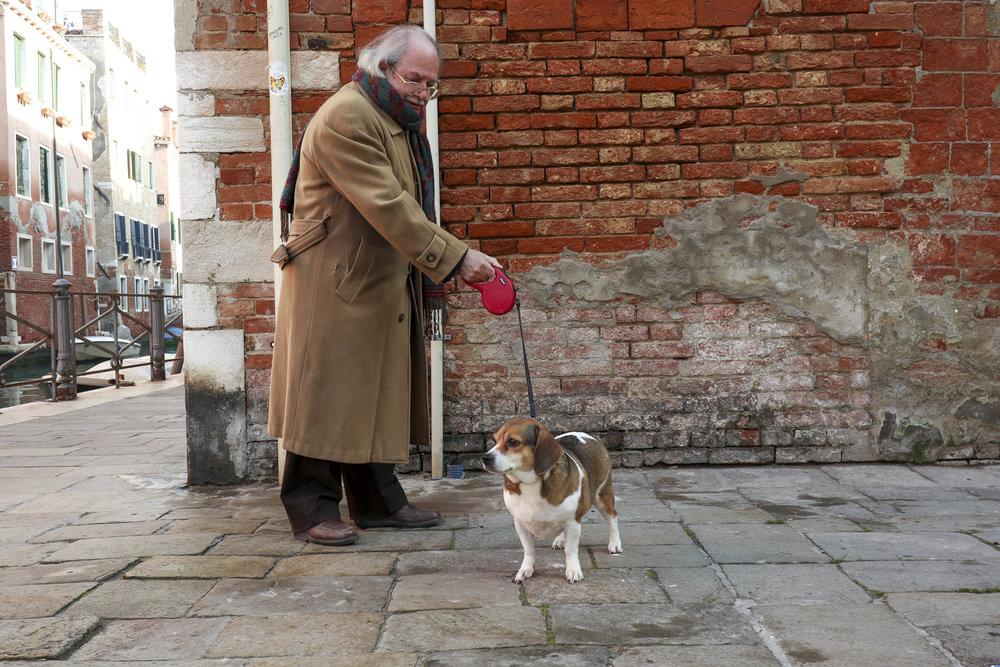 Pietro with Stella