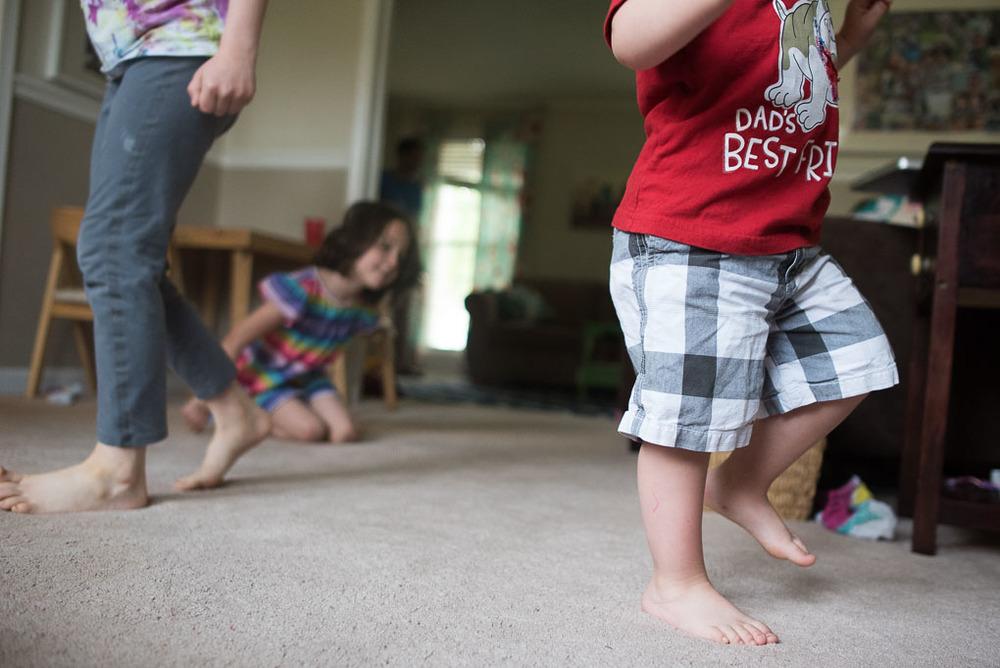 Dancin' Feet