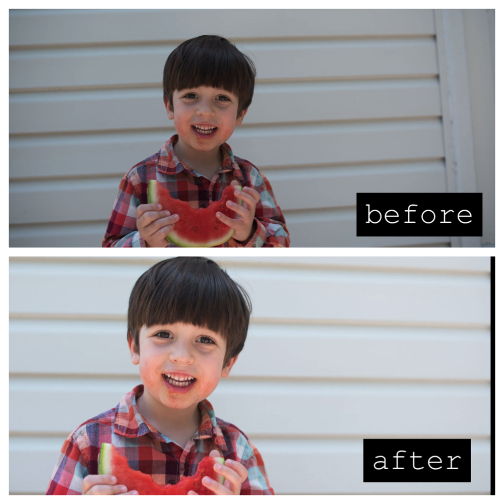 A Quick Lightroom Fix