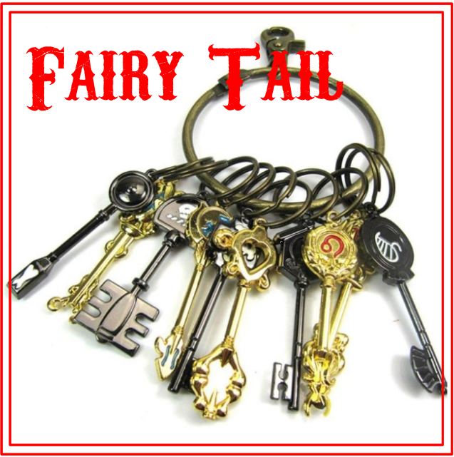 Fairy Tail Header
