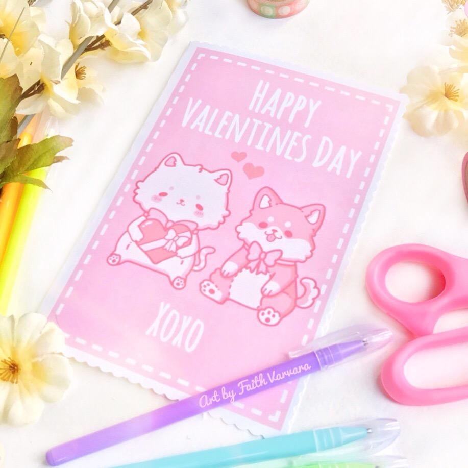 ♡  Happy Valentines Day  ♡