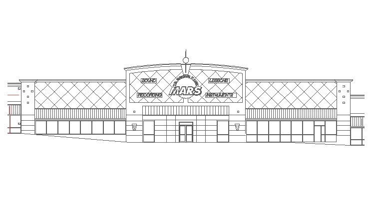 Mars Music Store