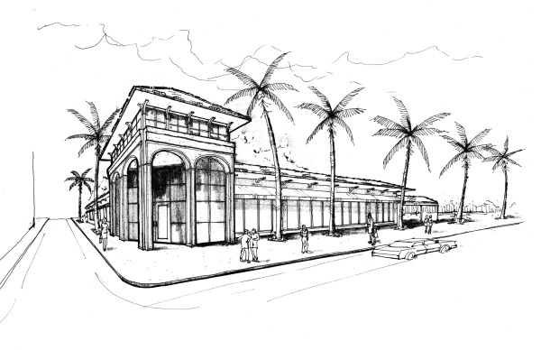 Rendering for Palm Beach Motors Pre-Owned Auto #1