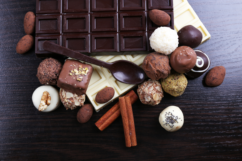 Fresh Authentic   Chocolate    See our Chocolate