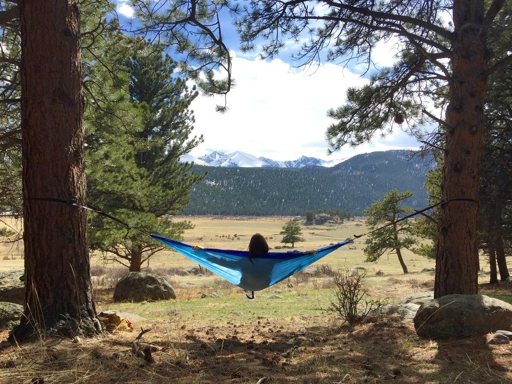 sarah in hammock RMNP.jpg