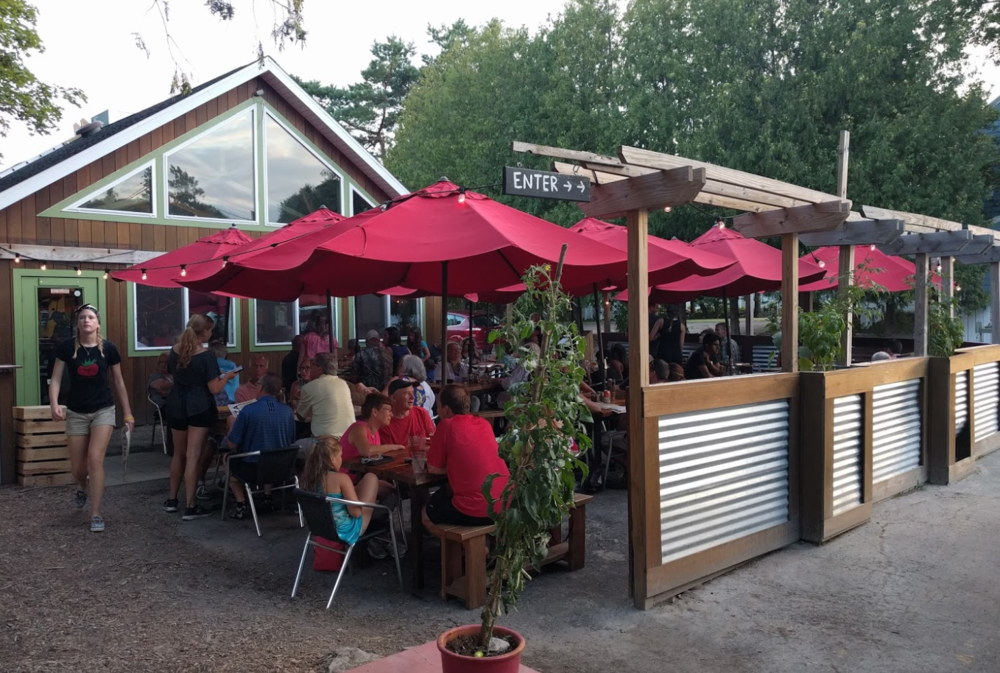 Wild Tomato patio // photo credit: Wild Tomato