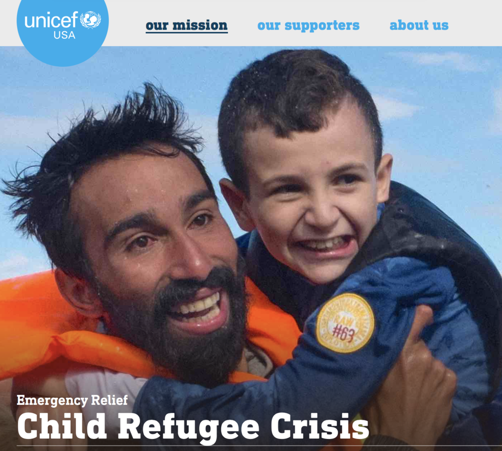 Refugee Migrant Displaced...  - OR SIMPLY A CHILD?