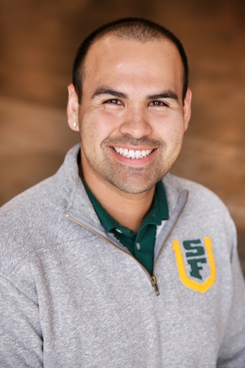 Jorge Chavez - Jorge Chavez began his career in education in 2014 as an after-school instructor for the Boys and Girls Club of the Peninsula.  It was during his time at the Boys and Girls Club that he realized how important it is for educators to view their students both from a trauma-informed and asset-based lens. Jorge currently works with Amethod Public Schools as the Middle School Wellness Counselor for Downtown Charter Academy and Oakland Charter Academy. As a member of the Founding Counseling team, Jorge is actively working to develop a comprehensive counseling program that supports students' academic and social-emotional growth. His current interests include reading and exercising. His hobbies align closely with his initiative of bringing wellness days to his campuses in which students actively learn how to manage stress through sports, arts, and meditation. Jorge's long-term goal is to earn a Doctorate in Education so that he can take on the challenge of leading a school.