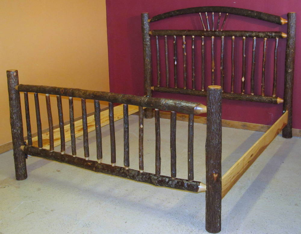 old-hickory-log-bed