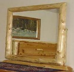 Log Mirrors