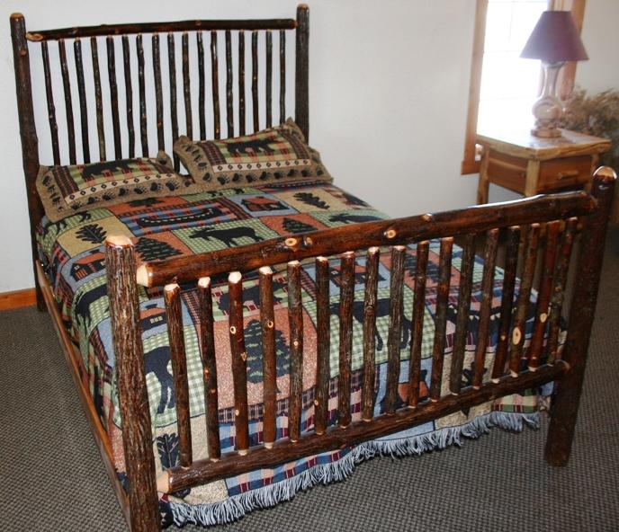 Hickory Log Full Bed 2.JPG