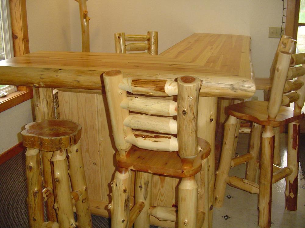 Log Bars
